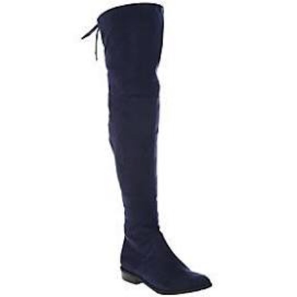 aaa81eb6599 New Marc Fisher Hulie Over the Knee Boot